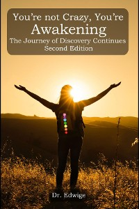 Cover You're Not Crazy, You're Awakening: The Journey of Discovery Continues