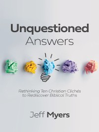Cover Unquestioned Answers