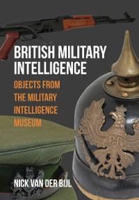 Cover British Military Intelligence