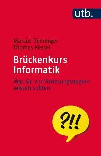 Cover Brückenkurs Informatik