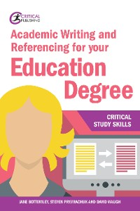 Cover Academic Writing and Referencing for your Education Degree