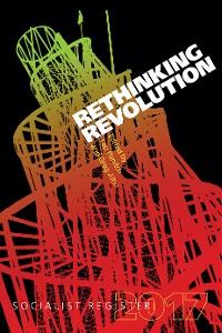 Cover Rethinking Revolution