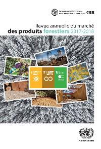 Cover Revue annuelle du marché des produits forestiers 2017-2018