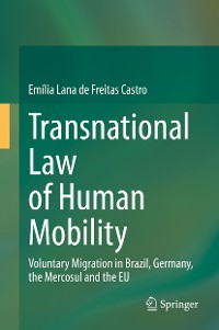 Cover Transnational Law of Human Mobility