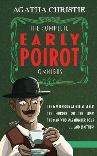 Cover The Complete Early Poirot Omnibus