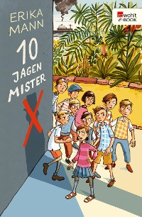 Cover Zehn jagen Mr. X