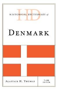 Cover Historical Dictionary of Denmark