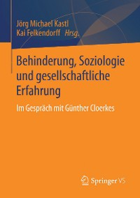 Cover Behinderung, Soziologie und gesellschaftliche Erfahrung