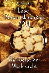Cover Lese-Adventskalender 2014 Der Geist der Weihnacht