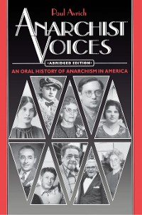 Cover Anarchist Voices