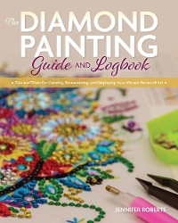 Cover The Diamond Painting Guide and Logbook