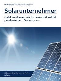Cover Solarunternehmer