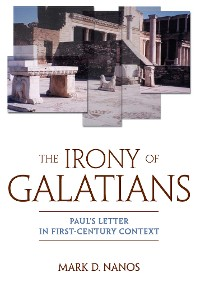 Cover Irony of Galatians