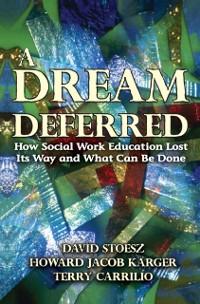 Cover Dream Deferred