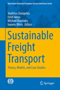 Cover Sustainable Freight Transport