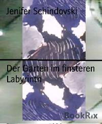 Cover Der Garten im finsteren Labyrinth