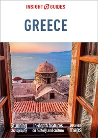 Cover Insight Guides Greece  (Travel Guide eBook)