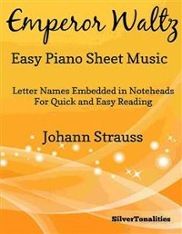 Cover Emperor Waltz Easiest Piano Sheet Music