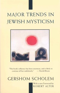 Cover Major Trends in Jewish Mysticism