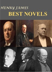 Cover Henry James Best Novels