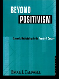 Cover Beyond Positivism