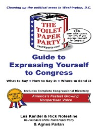 Cover The Toilet Paper Party Guide to Expressing Yourself to Congress