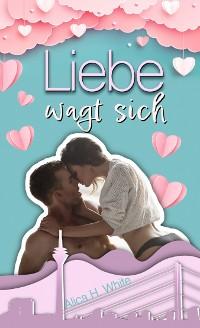 Cover Liebe wagt sich