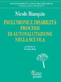 Cover Inclusione e disabilità. Processi di autovalutazione nella scuola