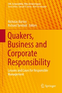 Cover Quakers, Business and Corporate Responsibility