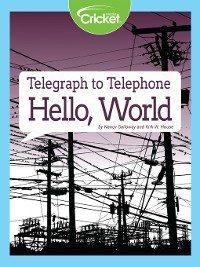 Cover Telegraph to Telephone