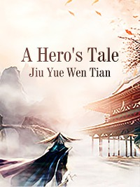 Cover A Hero's Tale