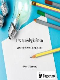 Cover Il manuale degli aforismi