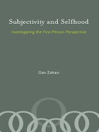 Cover Subjectivity and Selfhood