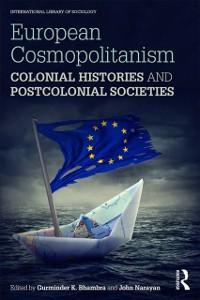 Cover European Cosmopolitanism