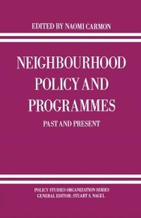 Cover Neighbourhood Policy and Programmes