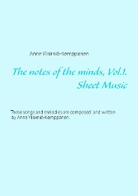 Cover The notes of the minds, vol. 1.