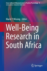Cover Well-Being Research in South Africa