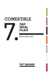 Cover Comestible 7-Day Meal Plan