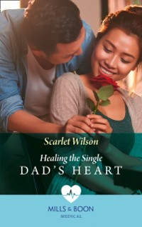 Cover Healing The Single Dad's Heart (Mills & Boon Medical) (The Good Luck Hospital, Book 1)