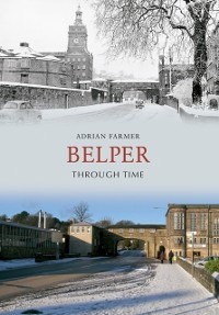 Cover Belper Through Time