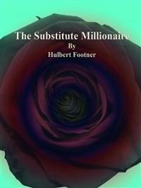 Cover The Substitute Millionaire