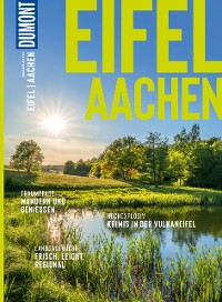 Cover DuMont Bildatlas Eifel, Aachen
