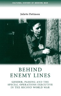 Cover Behind enemy lines