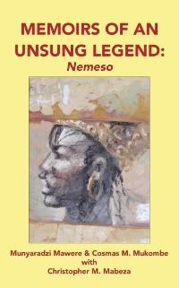 Cover Memoirs of an Unsung Legend, Nemeso