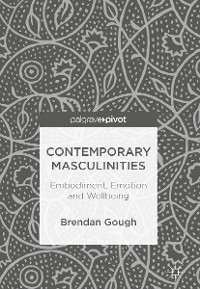 Cover Contemporary Masculinities