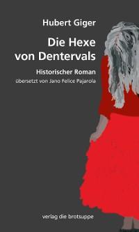 Cover Die Hexe von Dentervals