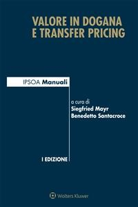 Cover Valore in dogana e transfer pricing