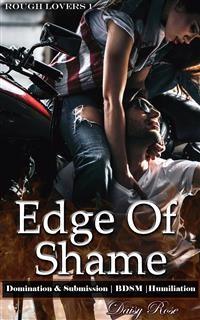 Cover Edge Of Shame