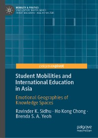 Cover Student Mobilities and International Education in Asia