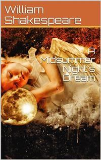 Cover A Midsummer Night's Dream
